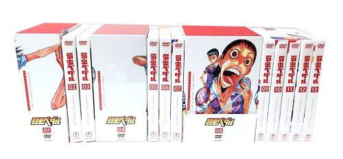 弱虫ペダル DVD 全巻