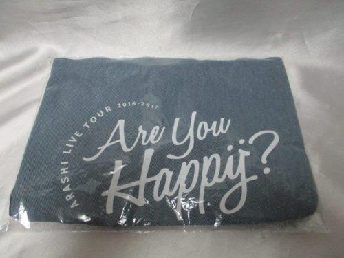嵐 Are You Happy? ミニバッグ 非売品
